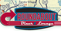 RoundAbout Diner And  Lounge Logo
