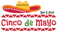 Cinco de Mayo Bar and Grill Logo